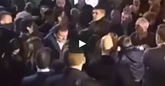 Teenager Sucker-Punches The Prime Minister Of Spain #lux
