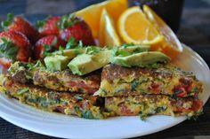 Frittata senza uova, la ricetta vegana