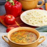 Slow Cooker Mexican Chili Soup