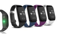 1 tot 4 Bluetooth Activity sporthorloges met Cardio Heart Rate...