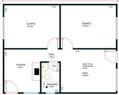 Construir casa de 96 m2 - Centro, Piên (Paraná)   Habitissimo