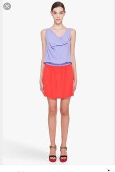 DIANE VON FURSTENBERG NWT FRESSIA CHERRY LOU DRESS SZ 4   eBay