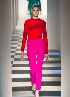 Oscar de la Renta – Fashion Week New York H/W 2017/18 | ELLE