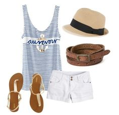 Warm weather #college #fashion college-fashion
