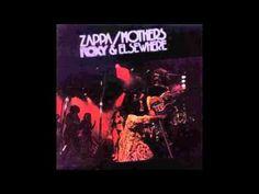 Frank Zappa - Echidna's Arf (Of You) - YouTube