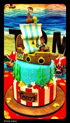 Invitaciones de cumpleaños de izzy de jake y los piratas