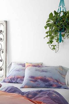 Plum & Bow Rolling Hills Sham Set - Urban Outfitters $44