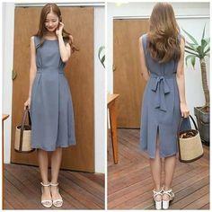 Event Dresses, Modest Dresses, Simple Dresses, Pretty Dresses, Casual Dresses, Suit Fashion, Modest Fashion, Women's Fashion Dresses, Stylish Dress Designs
