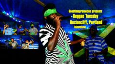 Reggae Tuesday on Bostoncliff, Portland, Jamaica