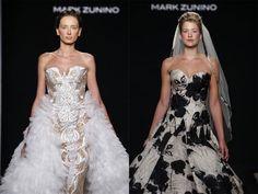 Uno stile originale e marcatamente moderno caratterizza la collezione di abiti da sposa Mark Zunino 2016con protagonisti modelli con gonna ampia, vestiti nuziali dal design lineare a cui cedono il…