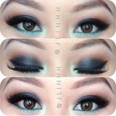 For Asian eyes