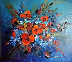 See why i describe my artworks as pieces of my HeArt. Enjoy! | BIANCA DANILOV