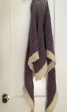Ravelry: Christmas Snow Shawl pattern by Tanya Marie Anderson