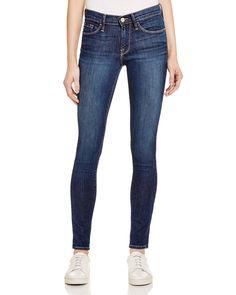 FRAME Le Skinny De Jeanne Jeans in Valley View