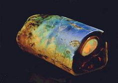 Opalized wood which was found in the Virgin Valley, located in Humboldt County Nevada. That's where my parents live.