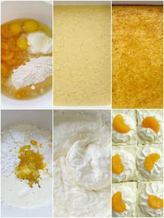Pig Pickin' Cake Recipe   Cake Mix   Boxed Cake Mix   Easy Dessert Recipe   Orange Pineapple Cake is an easy cake recipe that starts with a boxed cake mix and canned mandarin oranges. Topped with a delicious and fluffy whipped pineapple vanilla pudding frosting. So moist, light, and refreshing. Orange Pineapple Cake, Mini Pineapple Upside Down Cakes, Orange Chiffon Cake, Orange Cakes, Delicious Cake Recipes, Easy Cake Recipes, Pig Pickin Cake Recipe, Easy Banana Cream Pie, Pudding Frosting