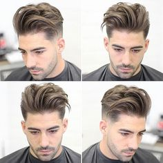 Men's Undercut Hairstyles 30 New Undercut Styles Trending Quiff Hairstyles, Cool Hairstyles For Men, Haircuts For Men, Modern Haircuts, Funky Hairstyles, Formal Hairstyles, Hairstyle Ideas, Mens Summer Hairstyles, Newest Hairstyles