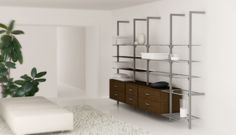 Aluminum Wal Storage System for Reading Area adjacent to kitchen Wall Storage Systems, Modular Storage, Plastic Seat Covers, Wooden Shelving Units, Ikea Floating Shelves, Ikea Pax, Glass Cabinet Doors, Dining Room Chairs, Frames On Wall