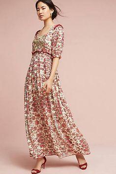 Sidella Maxi Dress, Pink