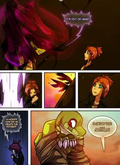 Teenage Mutant Mages Turtles Page 22 by GolzyBlazey on DeviantArt