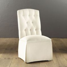 Camille Tufted Chair | Tufted Chair |