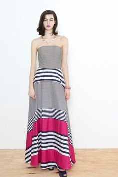 Carlson Alfresco Dress