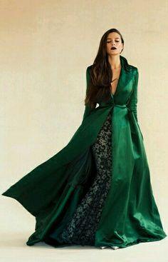Zac Posen, Dress coat