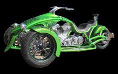 2013 Bourget Scorpion Reverse Trike