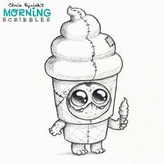 Ice cream suit!