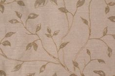 Lysa in Estuary Embroidered Poly Decorator Fabric by Bravo $7.95 per yard