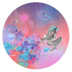 PHANTOM WAVES - Louise Zhang