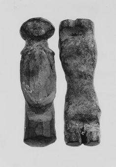 Chokwe Tupele ('Kakuka' / 'Kulisukika & Mufwaponde' Basket Divination Symbols), Angola