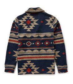 cb3043b52 Levi s® Tribal Sweater Knit Fleece Cardigan