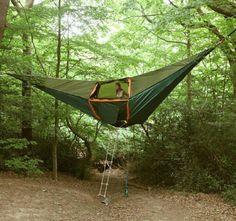 Is it a tent or is it a hammock