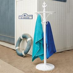 Anchor Towel Stand