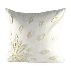 I pinned this Fleur Pillow from the Style Study event at Joss & Main!