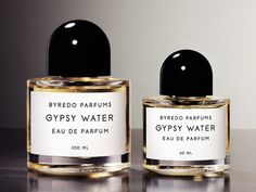 """My California everyday fragrance.   """"Gypsy Water is a glamorization of the Romany lifestyle, based on a fascination for the myth. The scent of fresh soil, deep forests and campfires illustrates the dream of a free, colorful lifestyle close to nature."""""""