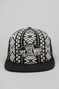 Vans Classic Patch Trucker Hat #urbanoutfitters