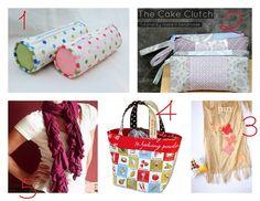 11 Teacher Appreciation Gifts To Sew! Great Teacher Day and Teacher Appreciation Gift ideas from Make It Handmade