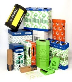 Office Recycling Bins - UK Paper Recycling Bins, Recycling Storage, Battery Disposal, Office Paper, Office Accessories, Headers, Retail, Recycling, Sleeve