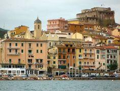 Monte Argentario: Tuscany's Maremma Coast: Porto Santo Stefano