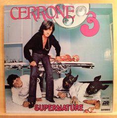 CERRONE - Supernature (Supernaturaleza) - mint minus - Vinyl LP - Disco Top RARE