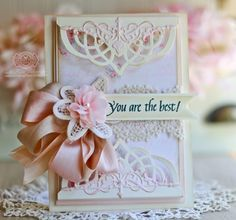 Friendship Card Making Ideas by Becca Feeken Using Quietfire Design - I Don