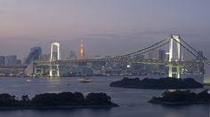 https://flic.kr/p/pSoS1S | Tokyo | Rainbow Bridge
