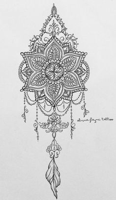56 trendy Ideas tattoo lotus mandala back tatoo Wolf Tattoos, Back Tattoos, Future Tattoos, Body Art Tattoos, Sleeve Tattoos, Mandala Tattoo Sleeve Women, Mandala Tattoo Back, Quote Tattoos, Mandala Tattoo Design