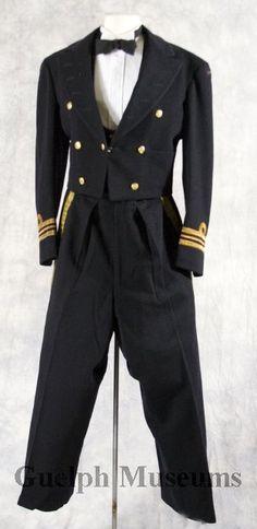 Uniform. Guelph Civic Museum