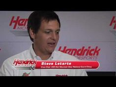 VIDEO (March 19, 2012): Steve Letarte, crew chief of the No. 88 Diet Mountain Dew/National Guard Chevrolet, talks about his relationship with JR Nation. Letarte says he can relate because of his passion for the Boston Red Sox.