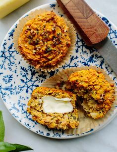 Herbed Sweet Potato + Quinoa Muffins   the year in food