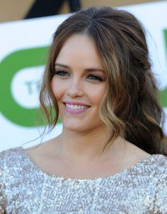 Rebecca Breeds - CBS, The CW & Showtime 2013 TCA Party