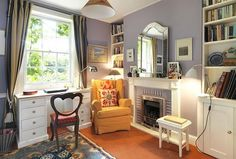 Bloomsbury Legacy lives on in Cressida Bell's colourful London Home * Homes&Property